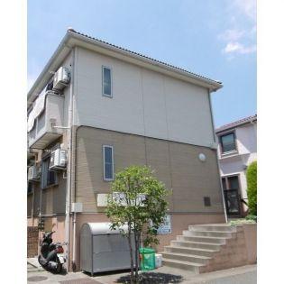 東京都八王子市みなみ野3丁目の賃貸アパートの外観