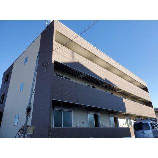 東京都八王子市長沼町の賃貸アパートの外観