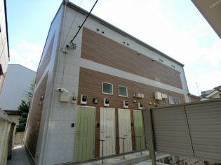 東京都八王子市明神町1丁目の賃貸アパートの外観