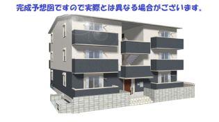 東京都八王子市堀之内3丁目の賃貸アパート