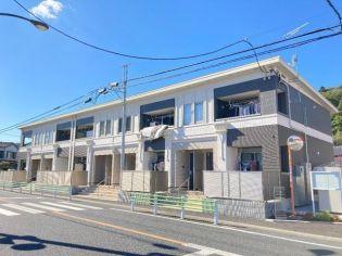 東京都八王子市上柚木の賃貸アパート