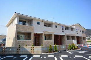 福岡県大野城市乙金東1丁目の賃貸アパートの外観