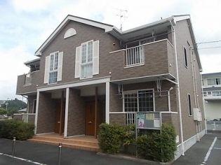 熊本県山鹿市川端町の賃貸アパート