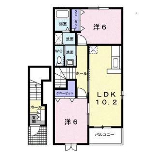 ノバ・グランツA[2階]