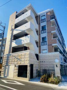 大阪府大阪市淀川区十八条2丁目の賃貸マンションの外観