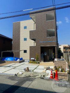 大阪府豊中市服部本町3丁目の賃貸アパート