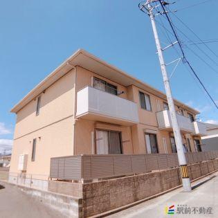 シャーメゾンHIKARI 2階の賃貸【福岡県 / 大牟田市】