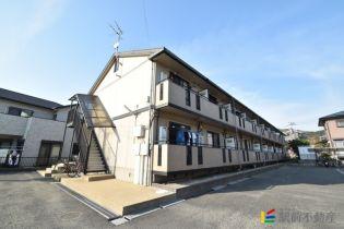 ミレニアム光Ⅱ 1階の賃貸【福岡県 / 福岡市東区】