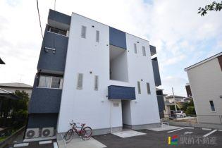 CB千鳥サン・ザ・ガーデン 1階の賃貸【福岡県 / 古賀市】