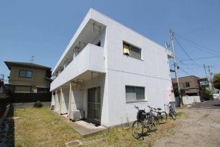 青山コーポⅢ[2階]の外観