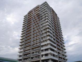 福岡県福岡市博多区千代6丁目の賃貸マンションの外観