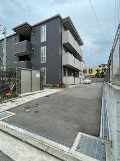 福岡県福岡市中央区白金1丁目の賃貸アパート