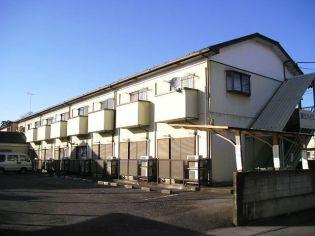富士ハイツ[107号室]の外観