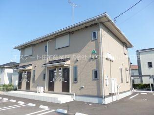 アクアヴィータ 2階の賃貸【栃木県 / 小山市】