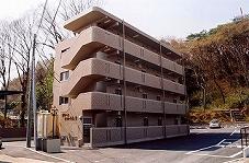 栃木県宇都宮市大曽1丁目の賃貸マンションの外観