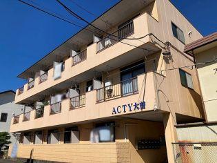 ACTY大曽 3階の賃貸【栃木県 / 宇都宮市】