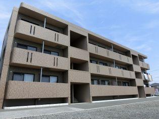 栃木県塩谷郡高根沢町大字花岡の賃貸マンションの外観