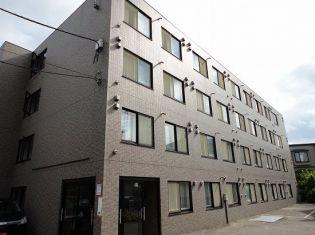 モスト豊平8・9 4階の賃貸【北海道 / 札幌市豊平区】