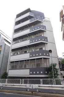 東京都目黒区大橋2丁目の賃貸マンション