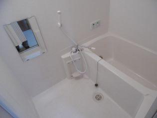 メゾンソレイユのゆったり過ごせるお風呂です