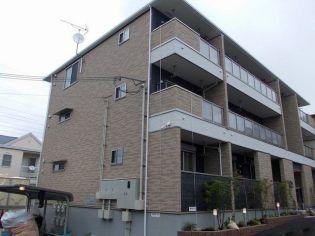 サンレイク南草津[3階]の外観