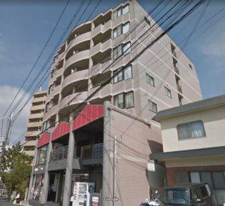 滋賀県大津市一里山1丁目の賃貸マンション