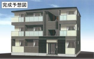 滋賀県大津市大将軍2丁目の賃貸アパート
