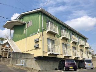 岡山県岡山市中区平井1丁目の賃貸アパート