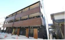 岡山県岡山市中区浜1丁目の賃貸アパート