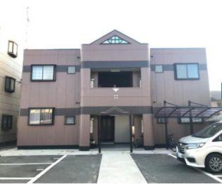 岡山県岡山市北区下中野の賃貸アパート