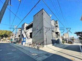 福岡県福岡市博多区吉塚3丁目の賃貸アパート