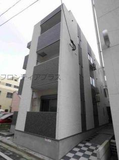 福岡県福岡市中央区清川3丁目の賃貸アパート
