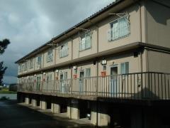 松本アパート[2号室]の外観