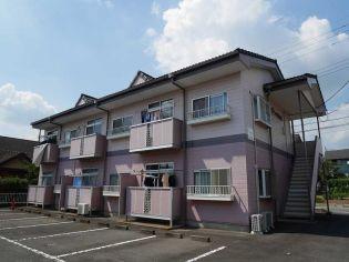 群馬県高崎市中泉町の賃貸アパート