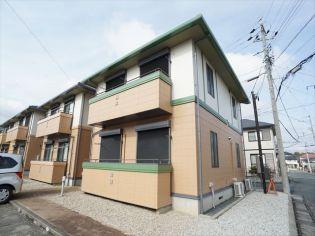 静岡県浜松市東区半田山1丁目の賃貸アパートの外観