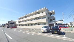静岡県湖西市新居町新居の賃貸マンションの外観