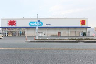 静岡県湖西市新居町新居の賃貸アパートの外観