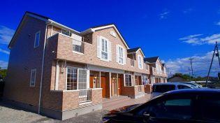山梨県甲府市上町の賃貸アパートの画像