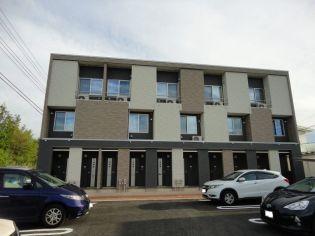 山梨県中央市中楯の賃貸アパートの画像