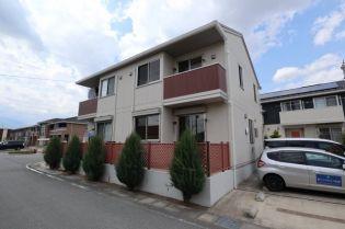 山梨県中央市下河東の賃貸アパートの画像