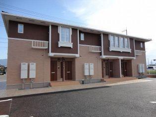 山梨県中巨摩郡昭和町飯喰の賃貸アパートの画像
