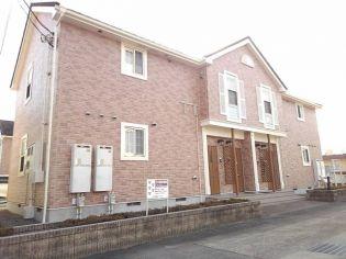 山梨県韮崎市富士見2丁目の賃貸アパートの画像