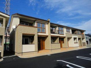 山梨県中巨摩郡昭和町清水新居の賃貸アパートの画像