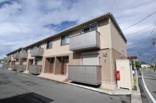 山梨県中巨摩郡昭和町西条の賃貸アパートの画像