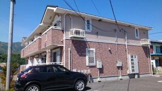 山梨県韮崎市龍岡町若尾新田の賃貸アパートの画像