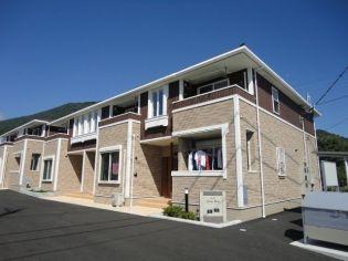 山梨県韮崎市旭町上條南割の賃貸アパートの画像