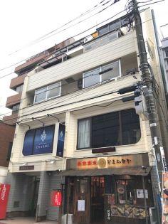 川津ビル[3階]の外観