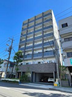 ミューズ竹の塚[3階]の外観