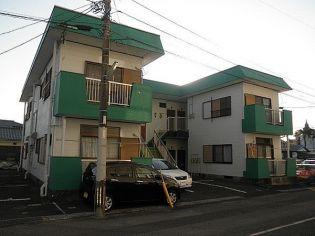 グリーンコーポ 2階の賃貸【宮崎県 / 宮崎市】