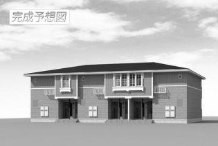 メゾンド エスポワール舞鶴 Ⅱ[201号室]の画像